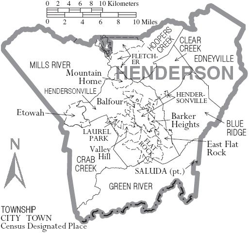 Henderson County, North Carolina History, Genealogy ...