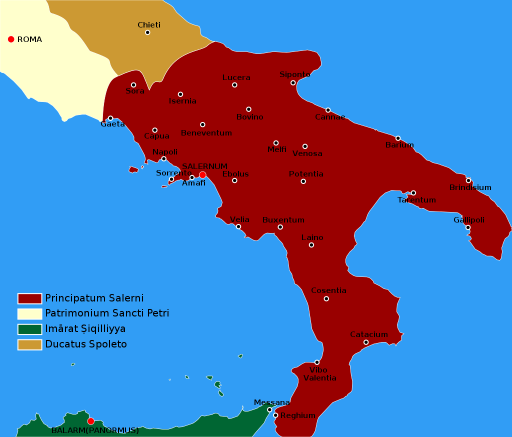 Maps Of Italy And Its Regions Mapofus Org