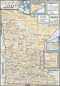 MN county 209x300 Maps of Minnesota
