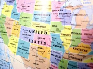 Historical Atlases and Maps of U.S. and States | Map of US