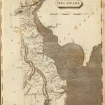 1804 Delaware Atlas Map