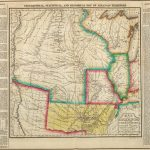 1822 Geographical, Historical, And Statistical Map Of Arkansas Territory