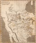 1804 Louisiana Map