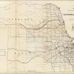 1866 Map of Kansas and Nebraska