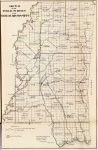 1866 Map of Mississippi