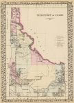 1880 Territory of Idaho